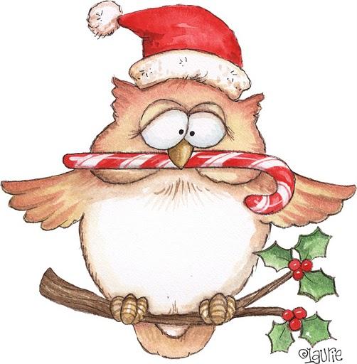 Owl_Christmas (502x512, 63Kb)