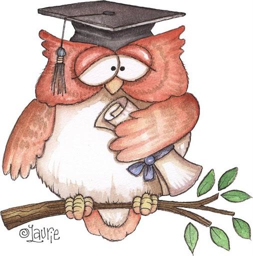 Owl_Graduate (506x512, 72Kb)