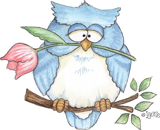 Owl_In_Spring (512x416, 56Kb)