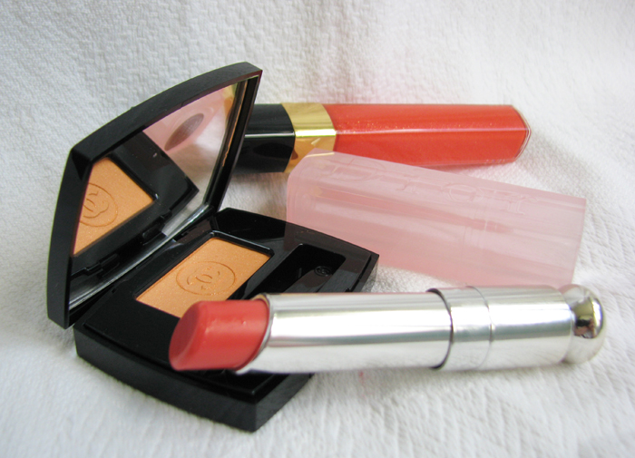 Dior Addict Lip balm 003 Crystal coral