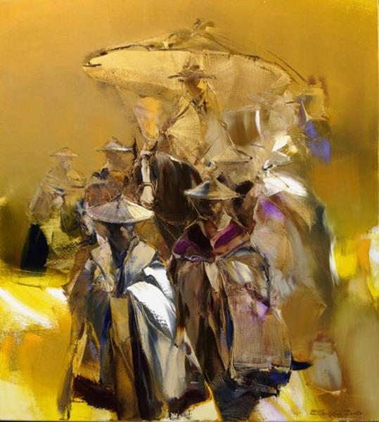 Валерий Блохин - Parshin Gallery