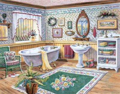 """Судите сами по этой подборке картинок на тему  """"Ванная комната """"."""
