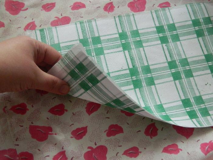 Как сделать скрап бумагу из салфеток без пленки