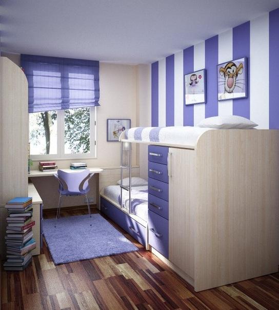 Детская-комната-для-двоих-детей-11 (544x604, 92Kb)