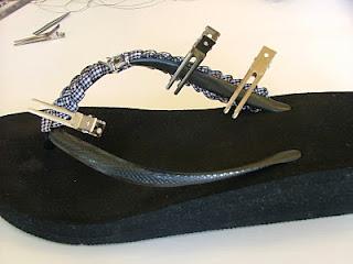 有趣的编织线(编织拖鞋、手链)(大师班) - maomao - 我随心动