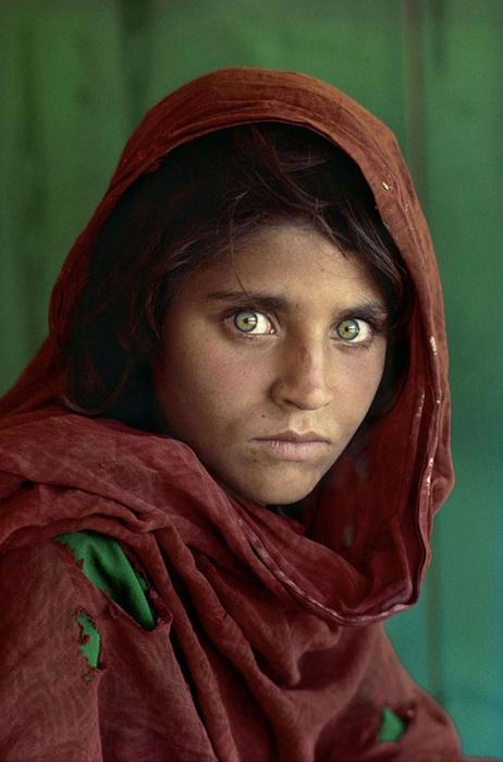 Афганская девушка (462x700, 96Kb)