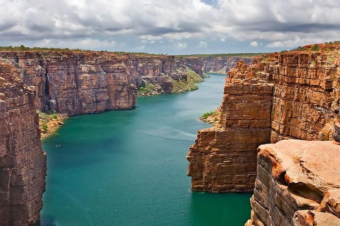 Лучшие достопримечательности Австралии - Национальный парк Какаду 2 (700x466, 120Kb)
