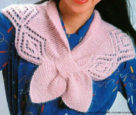 Женский шарфик с застежкой ажурная кайма,спицами/4683827_20120806_084026 (574x487, 252Kb)