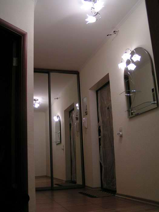 Ремонт в коридоре своими руками фото