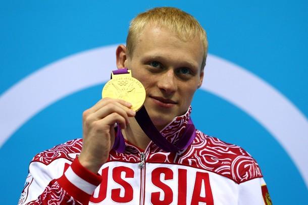 Илья Захаров взял олимпийское золото, Лондон, 07 августа 2012 года