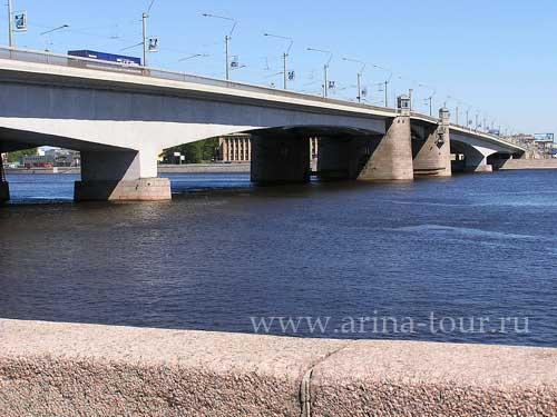 Мост Александра Невского10
