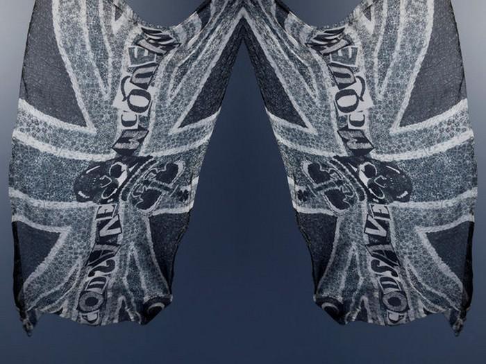 Шейный платок, как модный аксессуар 3 (700x525, 115Kb)