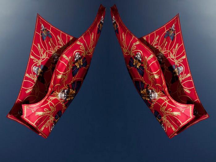 Шейный платок, как модный аксессуар 4 (700x525, 77Kb)