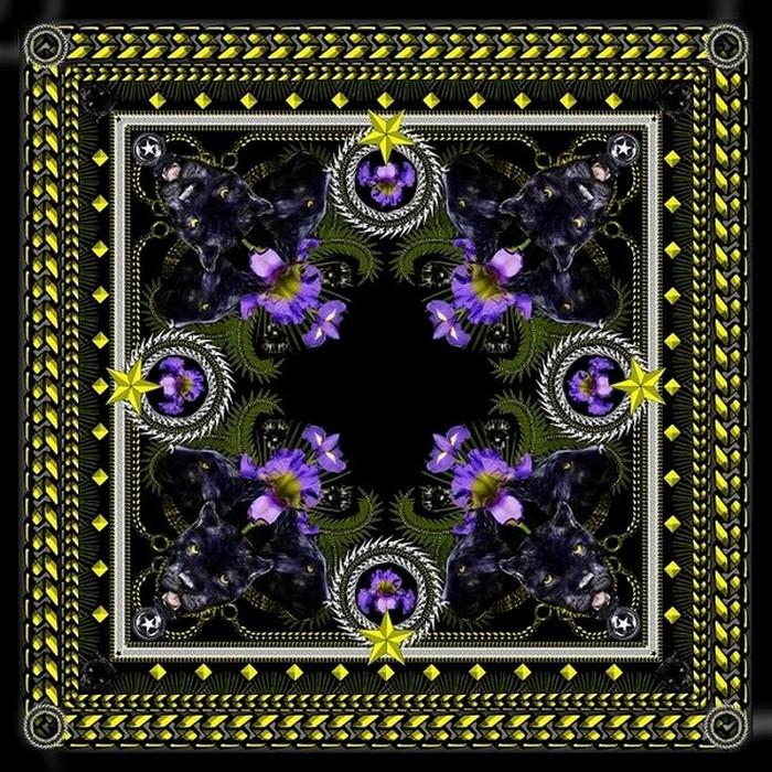 Шейный платок, как модный аксессуар 18 (700x700, 223Kb)