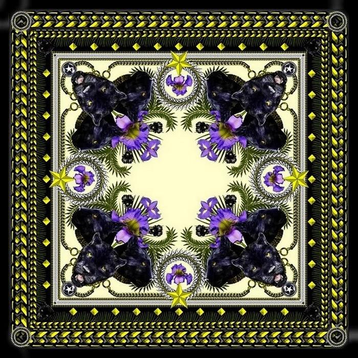 Шейный платок, как модный аксессуар 20 (700x700, 234Kb)