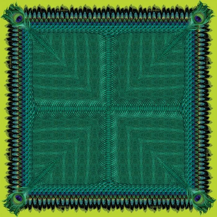 Шейный платок, как модный аксессуар 37 (700x700, 231Kb)