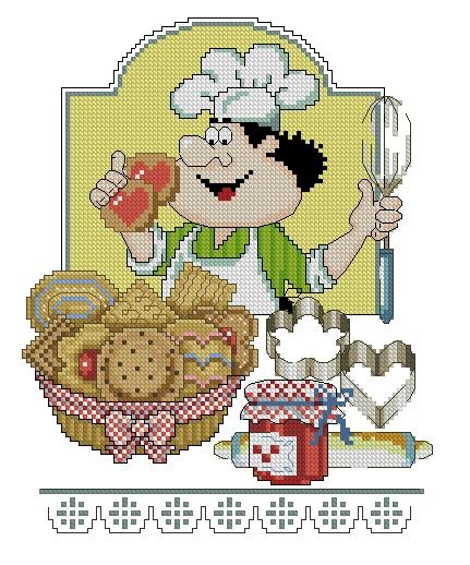Часть 3 - Кулинарный техникум