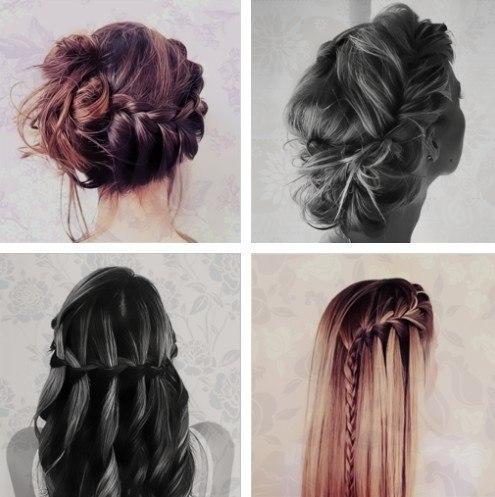 Варианты плетения косы +схемы