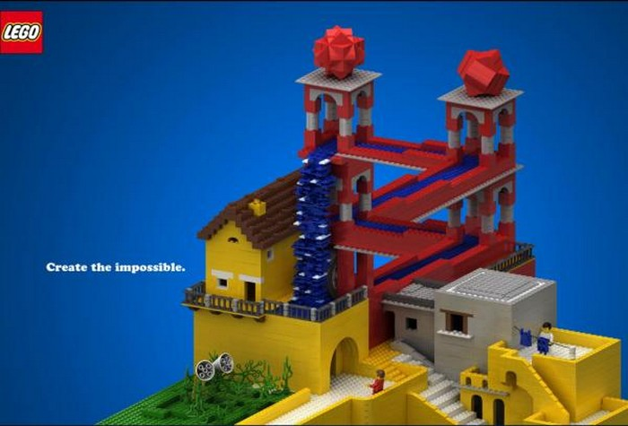 Прикольная реклама конструкторов Lego 8 (700x475, 61Kb)