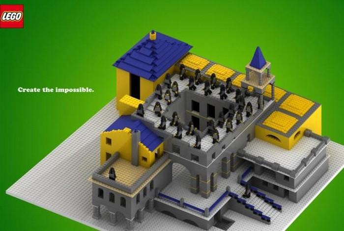 Прикольная реклама конструкторов Lego 18 (700x471, 72Kb)