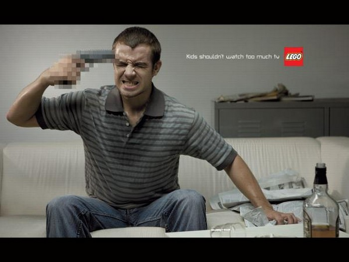 Прикольная реклама конструкторов Lego 23 (700x525, 58Kb)