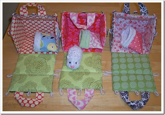 儿童玩具包袋的制作 (硕士班) - maomao - 我随心动