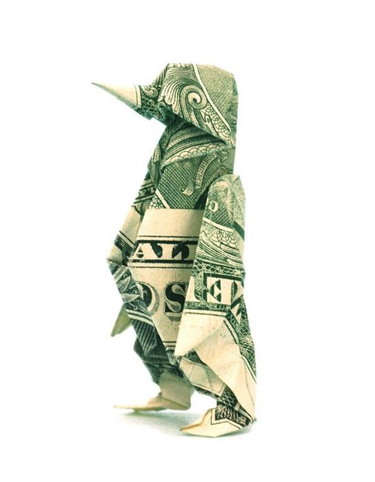 Креативные оригами из денег 15 (544x700, 143Kb)