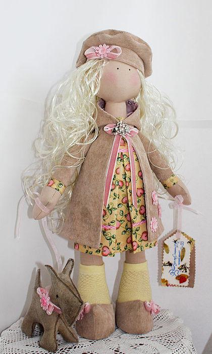 Куклы большеножки своими руками
