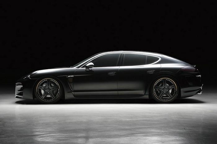 Тюнинг Porsche Panamera от студии JE Design 5 (700x466, 47Kb)