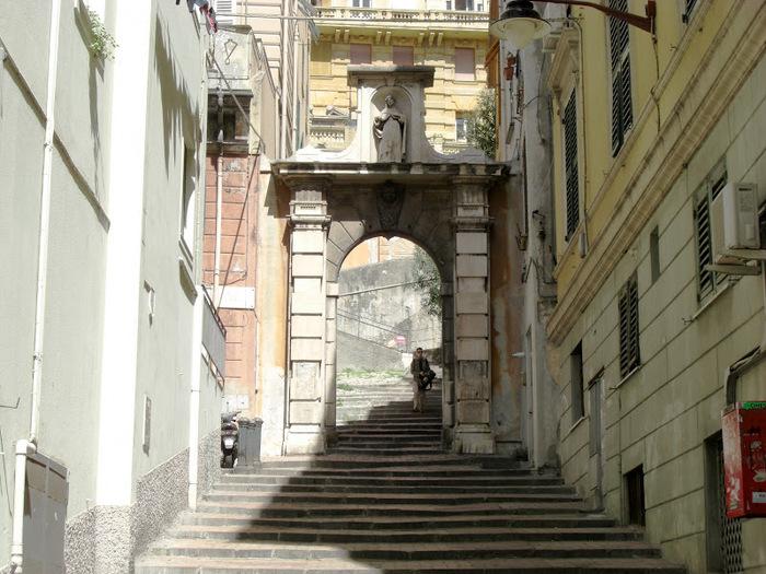Генуя - мечта поэта Часть 6 43796