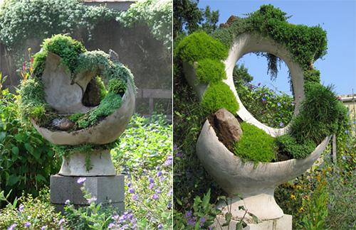 Скульптуры у дома своими руками фото 985