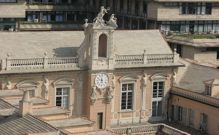 Генуя - мечта поэта Часть 6 10775