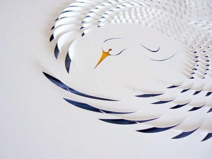 Квиллинг картинки от Лизы Родден 2 (700x525, 58Kb)