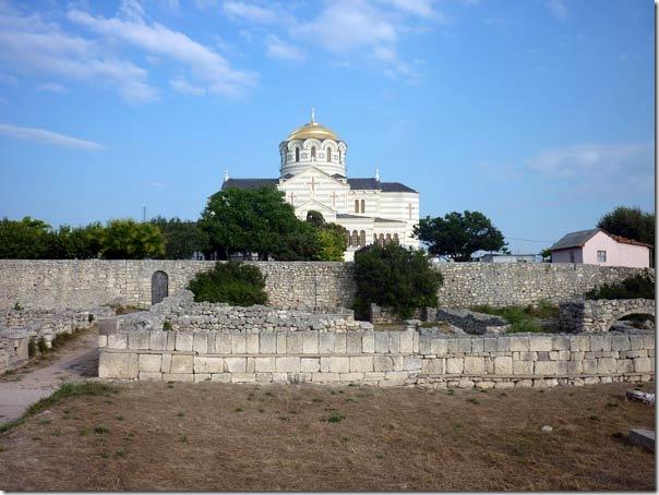 Херсонес 2012 Севастополь