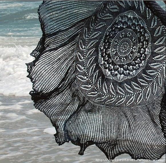 Шаль круглая ажурная вязаная спицами от Элизабет Циммерман/4683827_20120803_084750 (581x570, 374Kb)