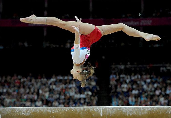 секс спортивный девушкой русский