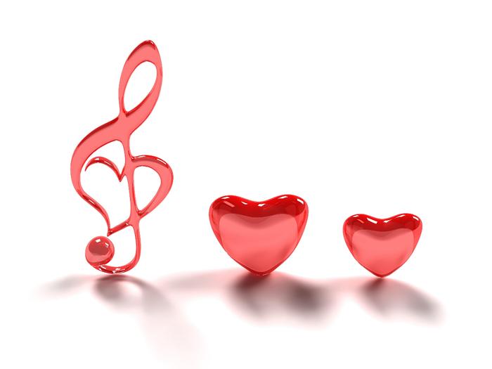 Любовь скрипичный ключ 700x525 104kb