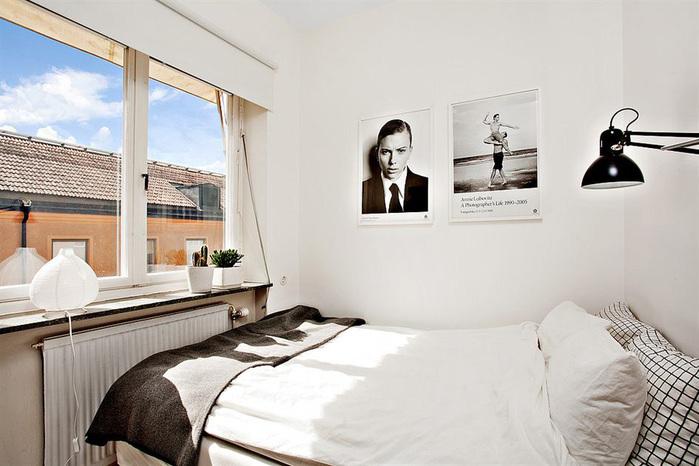 дизайн маленькой квартиры фото 6 (700x466, 111Kb)