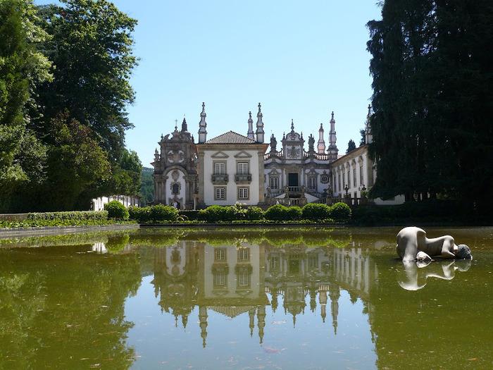 Дворец Каза-ди-Матеуш - Casa de Mateus 37290