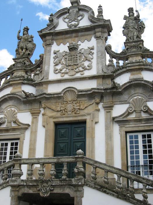 Дворец Каза-ди-Матеуш - Casa de Mateus 29346