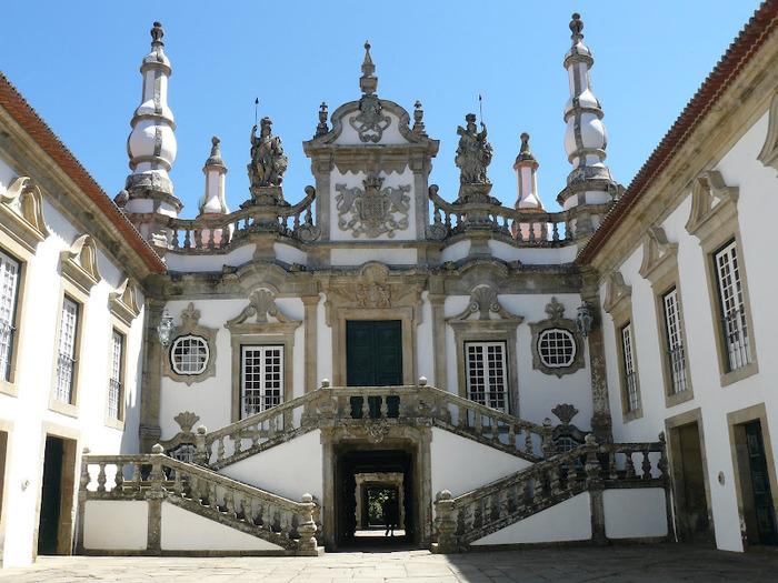 Дворец Каза-ди-Матеуш - Casa de Mateus 70838