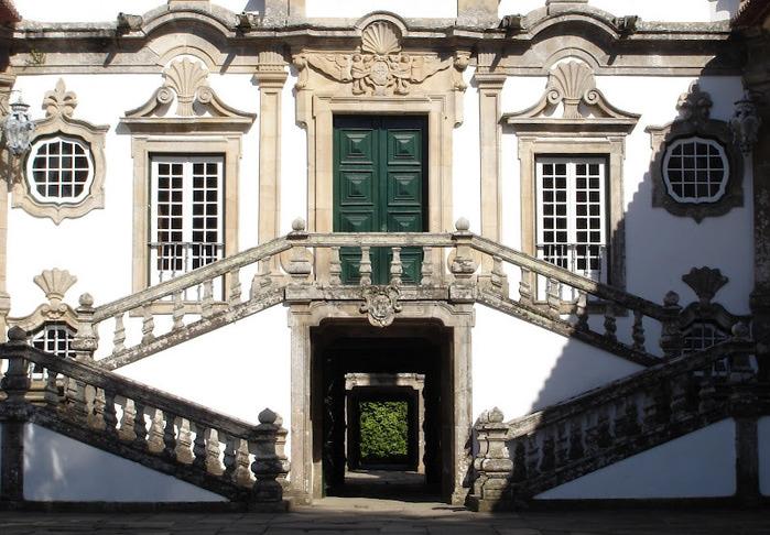 Дворец Каза-ди-Матеуш - Casa de Mateus 20396