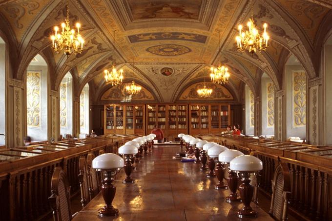 красивейшие библиотеки европы фото 4 (680x453, 156Kb)