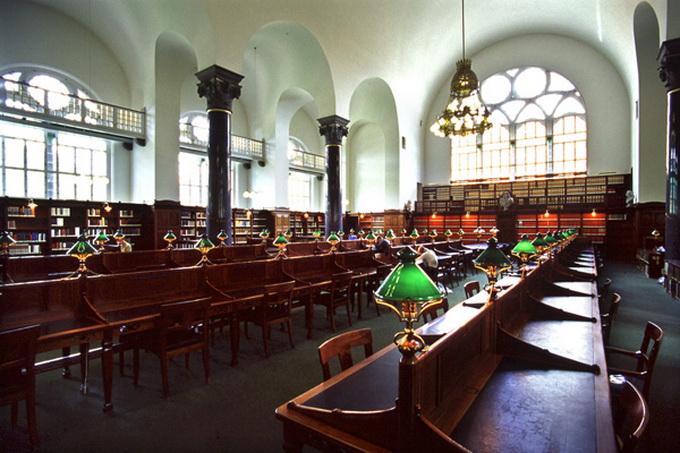 красивейшие библиотеки европы фото 8 (680x453, 146Kb)
