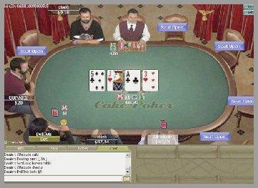 Verneer покер full ring