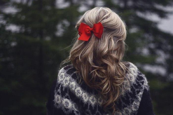 Картинки на аву для девушки с русыми волосами 10