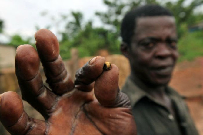 добыча золота в африке фото 12 (670x444, 39Kb)