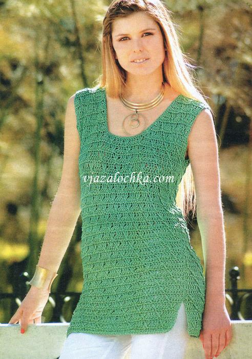 Скачать журнал по вязанию Вязание для взрослых (крючок) 8 2012 года.