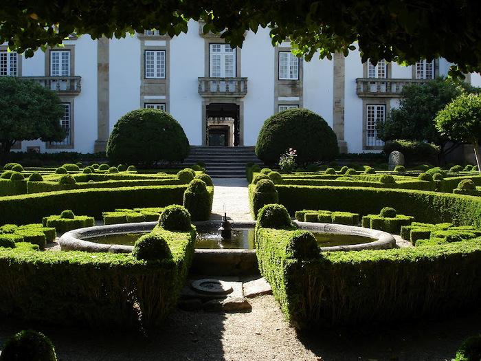 Дворец Каза-ди-Матеуш - Casa de Mateus 60691