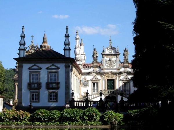 Дворец Каза-ди-Матеуш - Casa de Mateus 64720
